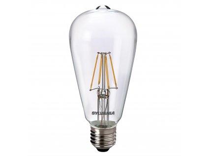 Retro LED žárovka ToLEDo RT ST64 V3 CL 470LM 827 E27 SL