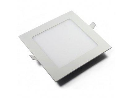 LIRAN LED 24W/2700K/IP20 bílé svítidlo do podhledu, nouzový modul, teplá bílá
