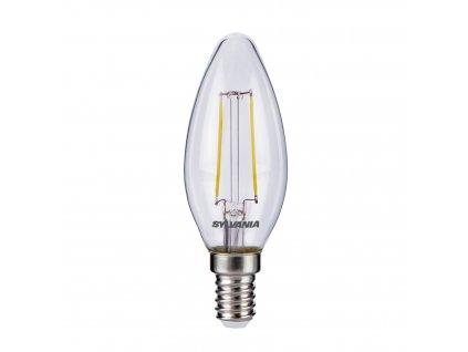 Retro LED žárovka ToLEDo RT Candle V3 CL 250Lm 827 E14 SL