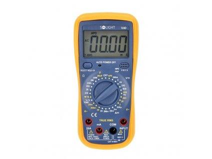 Profesionální multimetr SOLIGHT V40