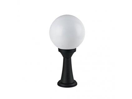 Zahradní svítidlo PLGM3B max. 40W/E27/IP44, černé