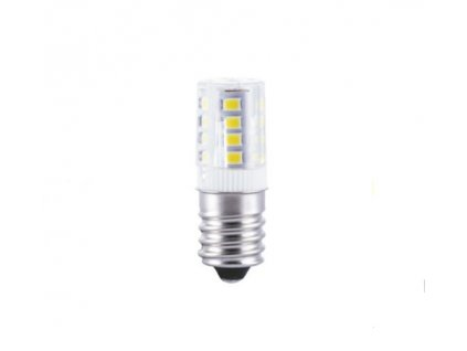 SMD LED Mini žárovka 1W/E14/230V/Green/140Lm/360°