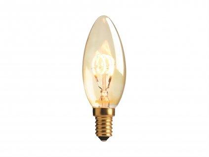 Retro LED žárovka ToLEDo™ VINTAGE CANDLE 125Lm E14 SL