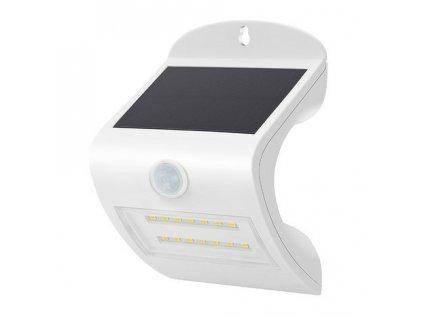 LED solární svítidlo se senzorem 3W/350Lm/Li-on  3,2V/1500mAh