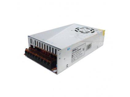 LED napájecí zdroj 230V AC ->24V DC/360W/15A/IP20
