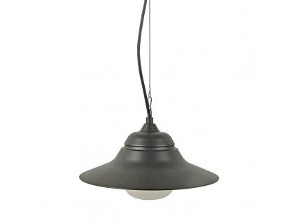 Venkovní závěsné svítidlo JULIE max. 60W/E27/230V/IP44, černé