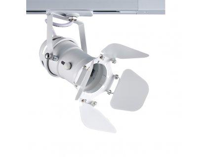 Lištové svítidlo 2 Cables 1 Phase max. 50W/GU10/230V/IP44, bílé