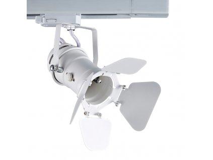 Lištové svítidlo 4 Cables 3 Phase max. 50W/GU10/230V/IP44, bílé