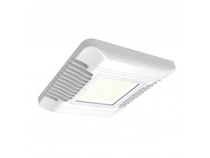 LED svítidlo High Bay Canopy 150W/230V/6400K/18000Lm/120°/IP65/Dim/Mean Well, bílé
