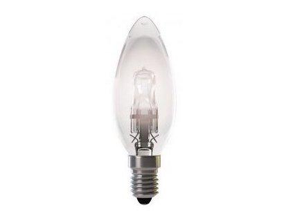 Halogenová svíčková žárovka B35 28W/E14/230V/2700K/370Lm