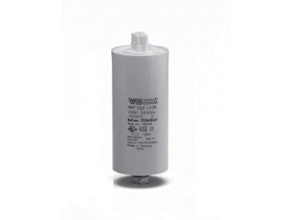 Kondenzátor 41000 - Type A 18µF/250V-50/60Hz