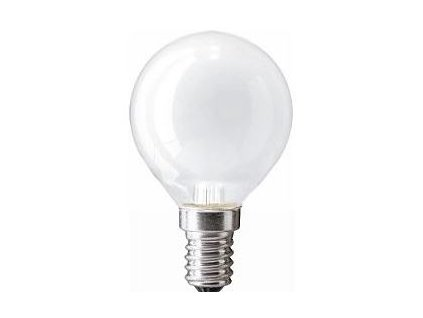 Žárovka iluminační P45 25W/E14/230V/160Lm matná