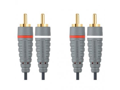 2x CINCH konektor - 2x CINCH konektor, 5m