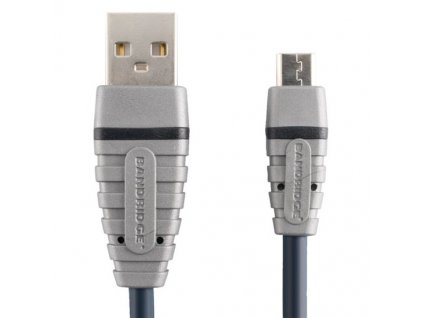 USB A konektor - B Micro konektor, 1m
