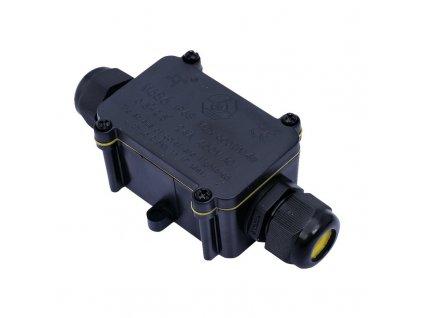 Voděodolná propojovací krabička IP68, 5-9/9-12mm, max 2,5mm2