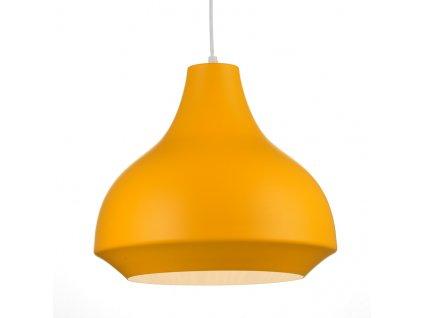 Závěsné stropní svítidlo HAVANA max. 60W/E27/230V/IP20, žluté