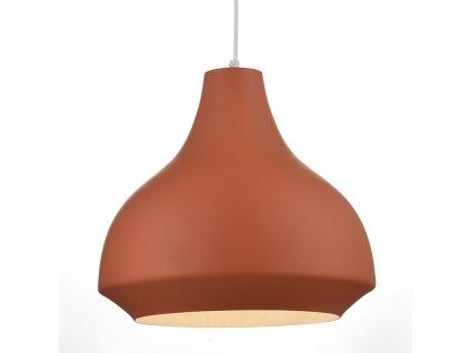 Závěsné stropní svítidlo HAVANA max. 60W/E27/230V/IP20, matně hnědé