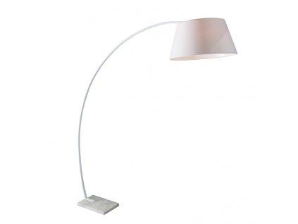 Stojací lampa LENNON max. 60W/E27/230V/IP20, bílá