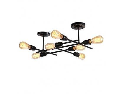 Stropní svítidlo COBRA max. 7x60W/E27/230V/IP20