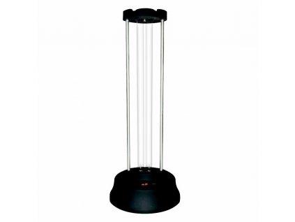Přenosná stolní germicidní UV-C lampa 38W, časový spínač