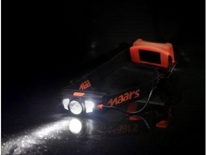 Čelová LED svítilna 5W/540lm/IP44/3xAAA