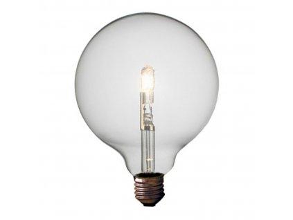 Halogenová retro žárovka G125/70W/E27