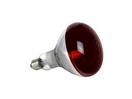 Infra žárovka IR R125 250W