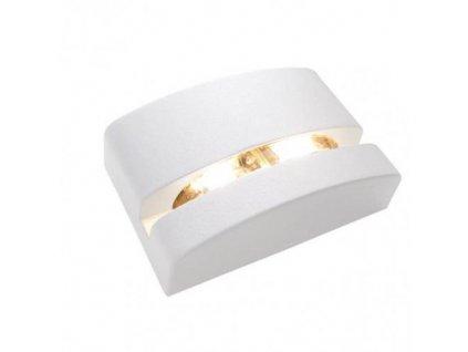 LED nástěnné svítidlo VITRINE 5W/230V/3000K/200Lm/55°/IP65, matně bílé