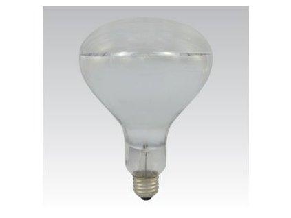 Infra žárovka čirá R125 150W E27