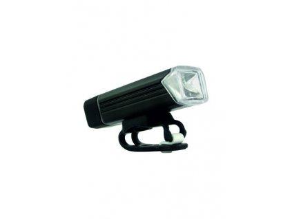 Hliníková USB nabíjecí 5W CREE XPE LED svítilna na kolo 180Lm