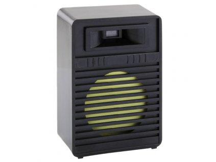 Elektronický odpuzovač hlodavců, bateriový, 30 m2
