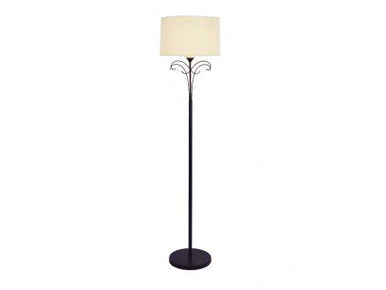 Stojací lampa POIROT max. 60W/E27/230V/IP20