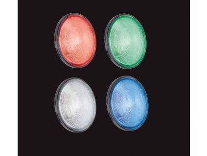 SMD LED reflektor PAR56 do bazénu 20W/12V-AC/RGB/630Lm/90°/IP68/A+