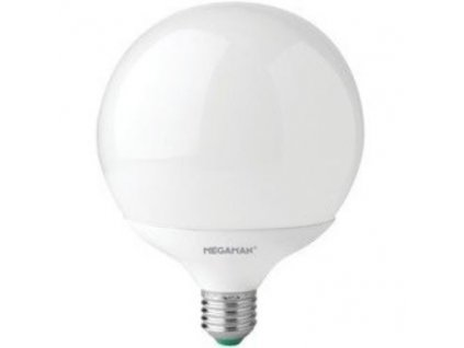LED Globe G120 14W/100W E27 2800K 1521lm NonDim 15Y opal