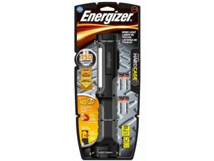LED profi pracovní svítilna Energizer HARDCASE Worklight LED 550Lm 4 x baterie AA