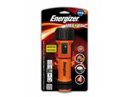 LED svítilna ENERGIZER ATEX 2D 150Lm 2 x baterie D