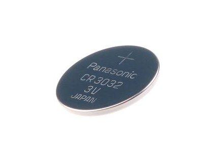 Baterie 3V/500mAh CR3032 PANASONIC 1ks (blistr)