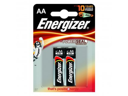 Baterie AA/LR6 ENERGIZER Power 2ks (blistr)