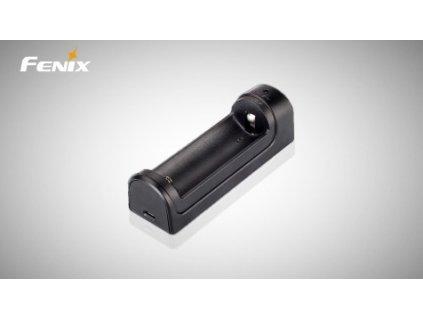 Kompaktní USB nabíječka baterií Fenix ARE-X1 Li-Ion