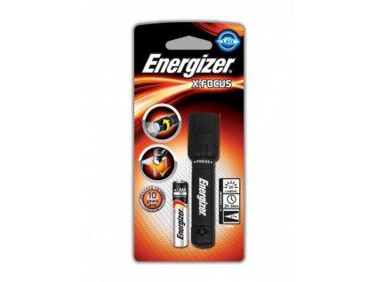 LED svítilna ENERGIZER X-FOCUS 26Lm 1 x baterie AAA