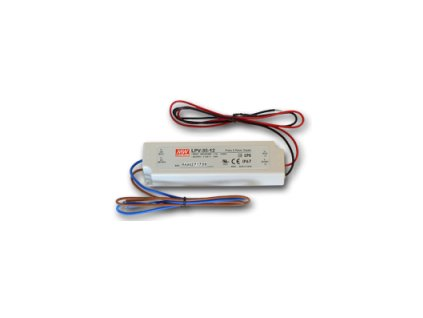 LED napájecí zdroj 35W/12V/3A/IP67 MEAN WELL LPV-35-12