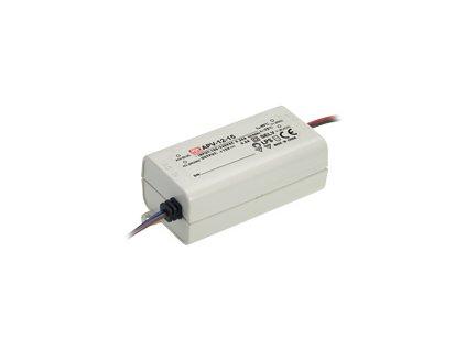LED napájecí zdroj 12W/12V/1A MEAN WELL APV-12-12