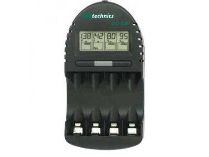 Nabíječka baterií FK Technics BC-450  4 x AA, AAA