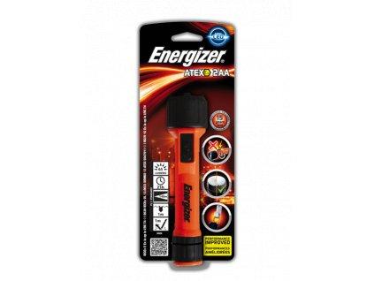 LED svítilna ENERGIZER ATEX 65Lm 2 x baterie AA