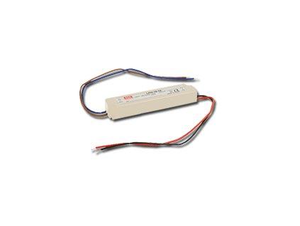 LED napájecí zdroj 18W/12V/1,5A/IP67 MEAN WELL LPH-18-12