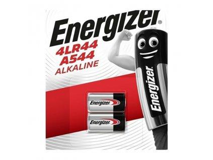 Baterie 6V A544 ENERGIZER 2ks (blistr)