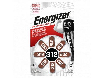 Baterie 312 ENERGIZER 8ks (blistr)
