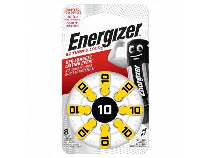 Baterie 10 ENERGIZER 8ks (blistr)