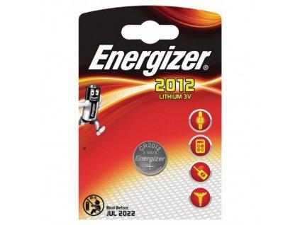Baterie 3V CR2012 ENERGIZER 1ks (blistr)