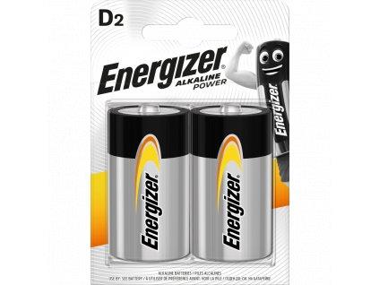 Baterie LR20/D Energizer Base 2ks (blistr)